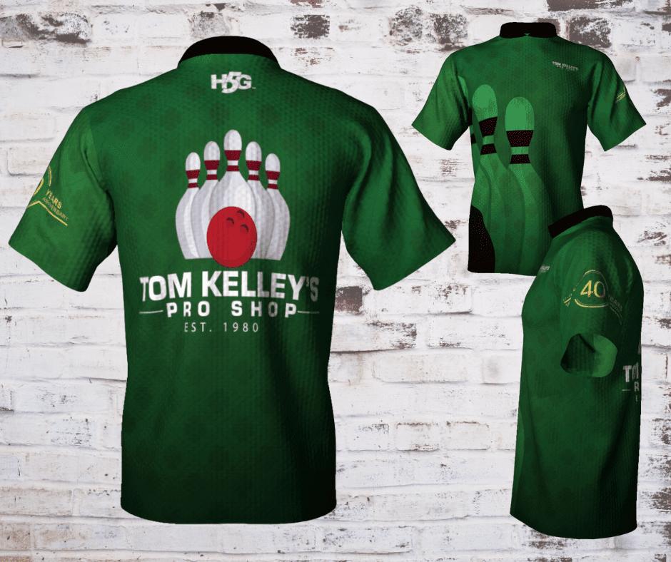 tom kelleys pro shop jersey